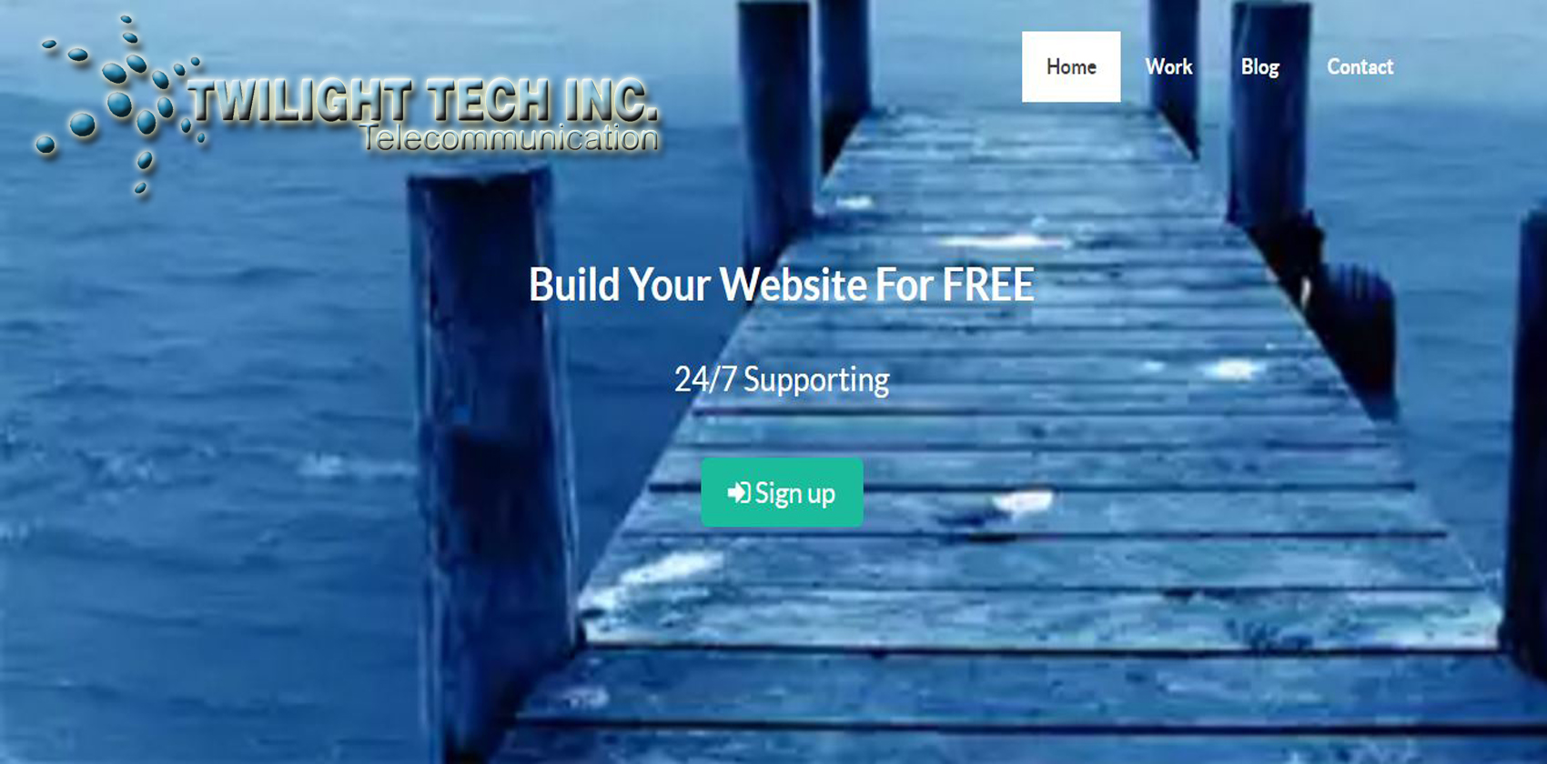how to create a website of cost introduction